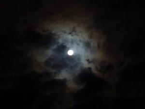 repas sous la lune